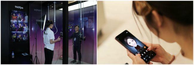 传递正能量 三星Galaxy S9保定站高端体验馆开启